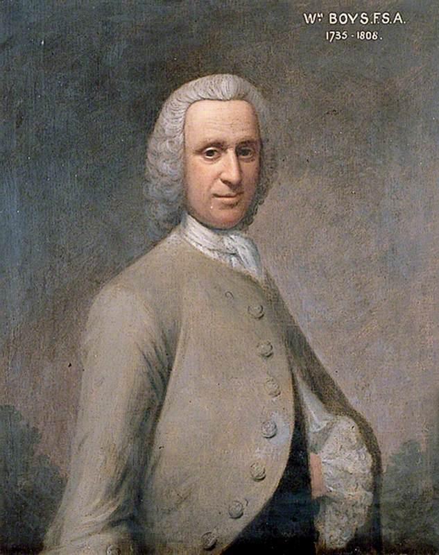 William Boys (1735–1808), FSA