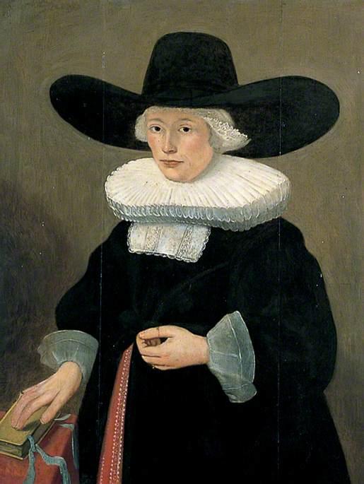 Puritan Lady