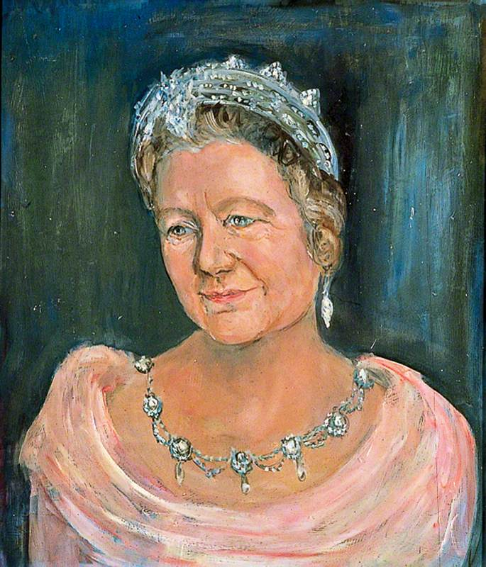 Queen Elizabeth, the Queen Mother (1900–2002)
