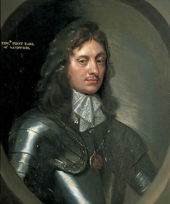 Edward Montagu (1625–1672), 1st Earl of Sandwich