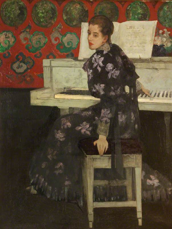 The White Piano