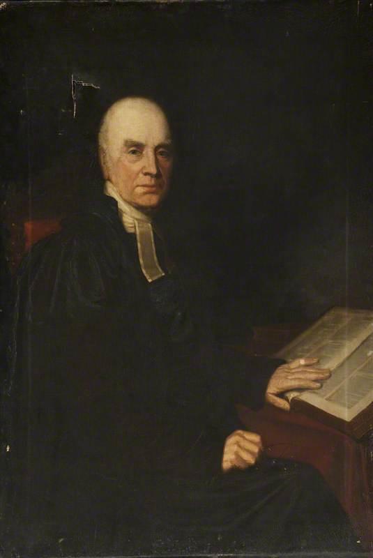 Reverend Robert Harris (1764–1862)