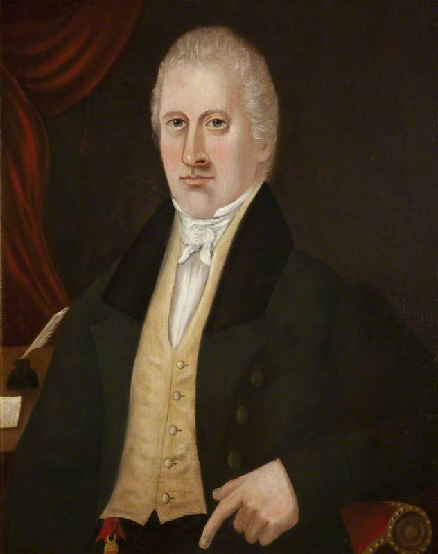 Henry Hunt, MP for Preston