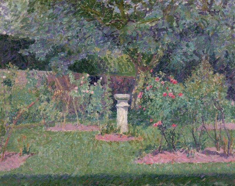 Garden at Hertingfordbury