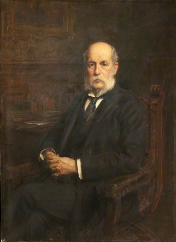Sir William Scott Barrett, Kt