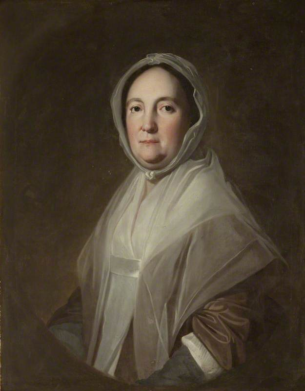 Mary Hutton Rawlinson  (1772–1786)