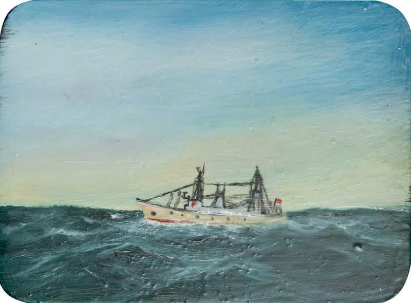 Boat with Portholes