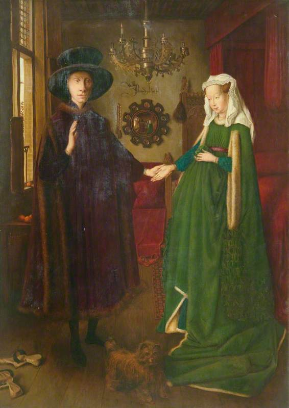 The Arnolfini Betrothal