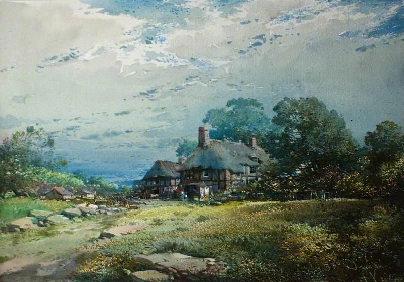 Herefordshire Farmstead