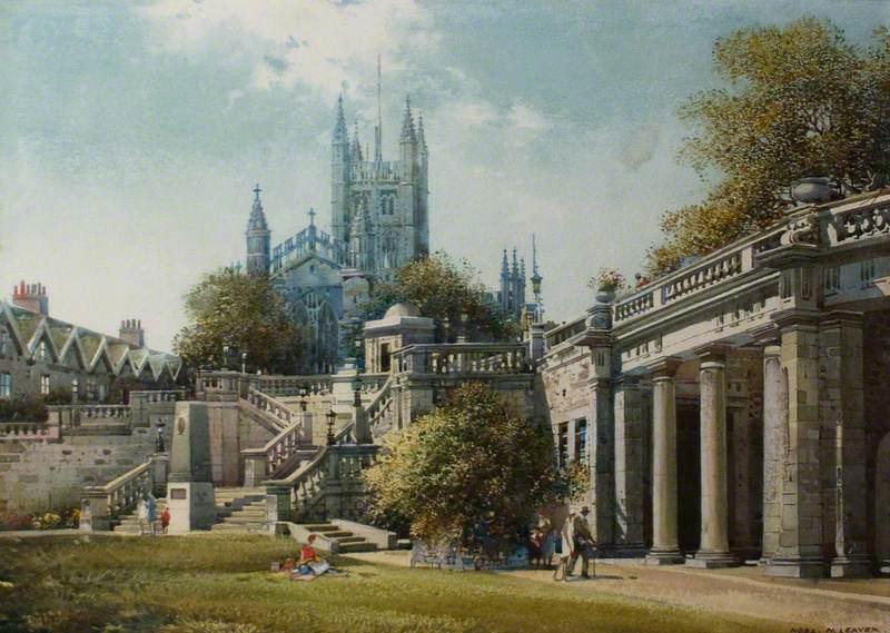 Grand Parade, Bath