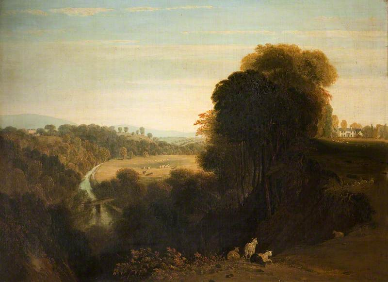 The Eagley Valley and Birtenshaw Hall