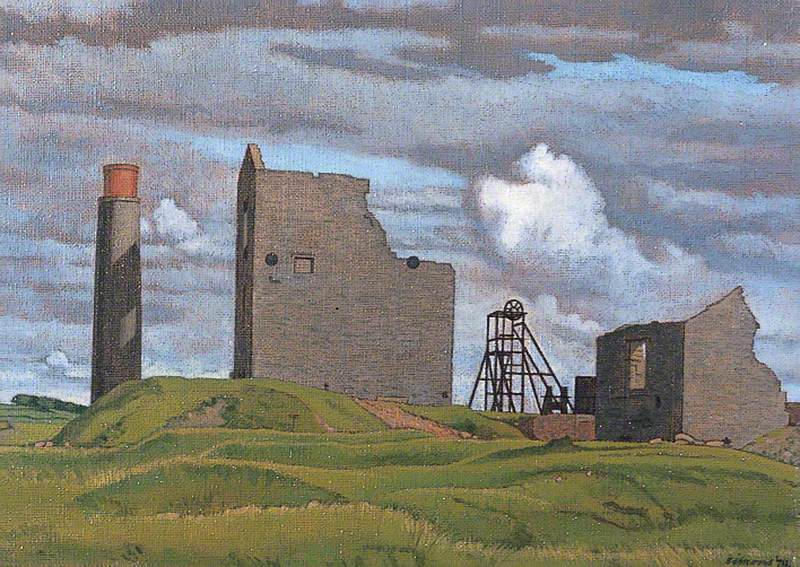 The Magpie Mine, Derbyshire