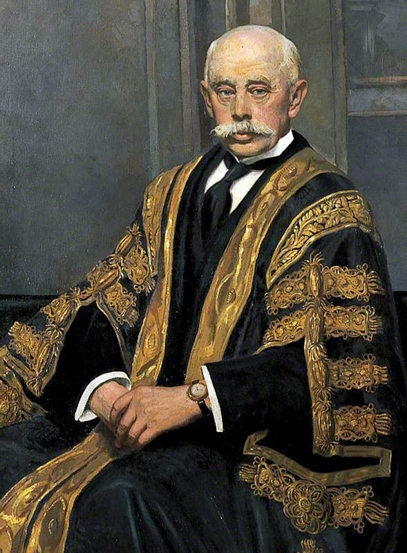 Sir John Rose Bradford (1863–1935)