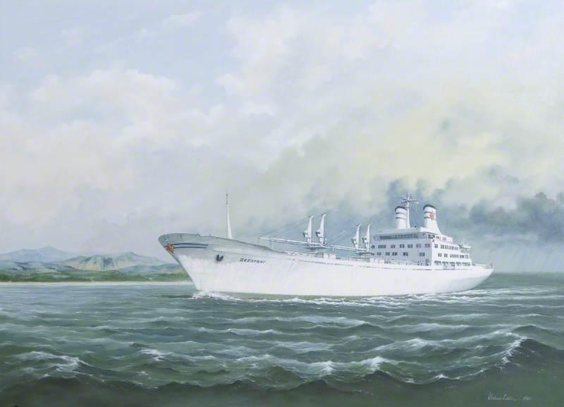 MV 'Geest Bay'