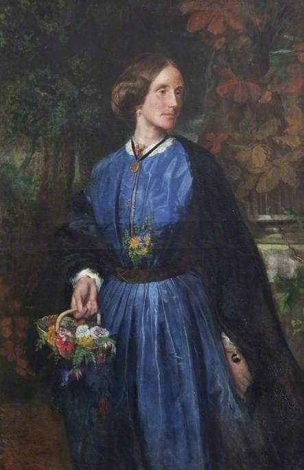 Isabella Johnson, née Swan (1826–1905)