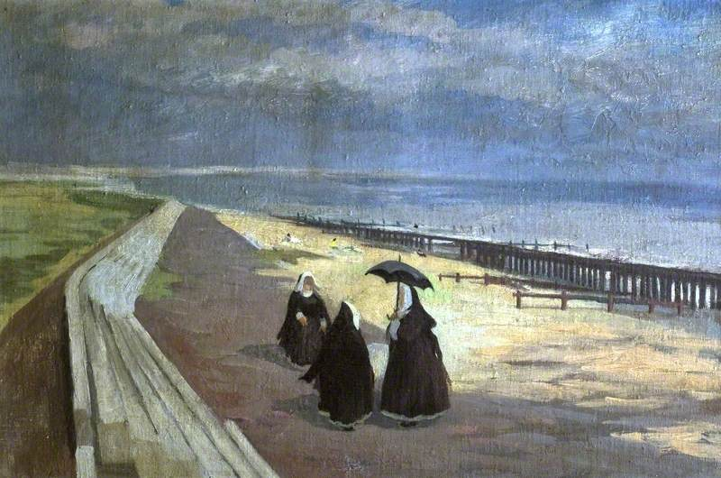Nuns on the Beach