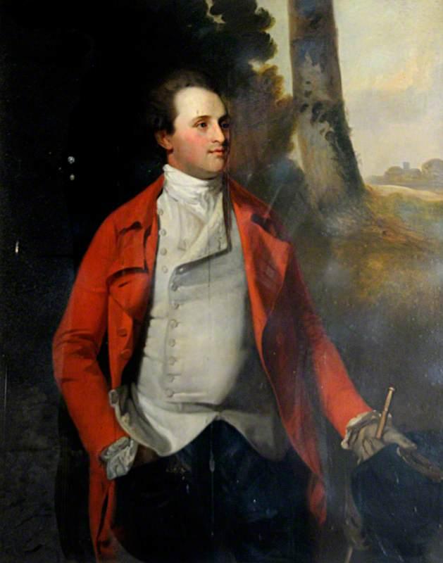Sir Edmund Bacon (1749–1820), 8th Bt