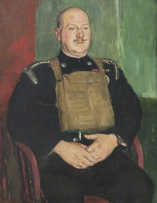 Councillor C. H. Wilkinson, MBE, JP