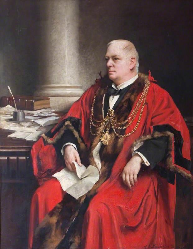 Jack Sutcliffe, Mayor of Grimsby (1896–1897)