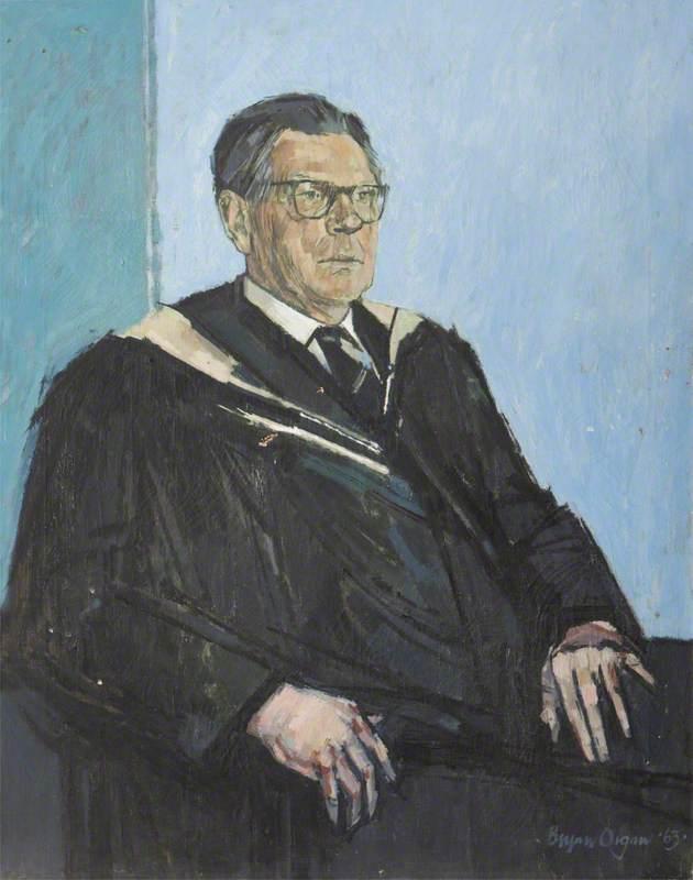 Frank Oldham, Former Headmaster of John Cleveland College