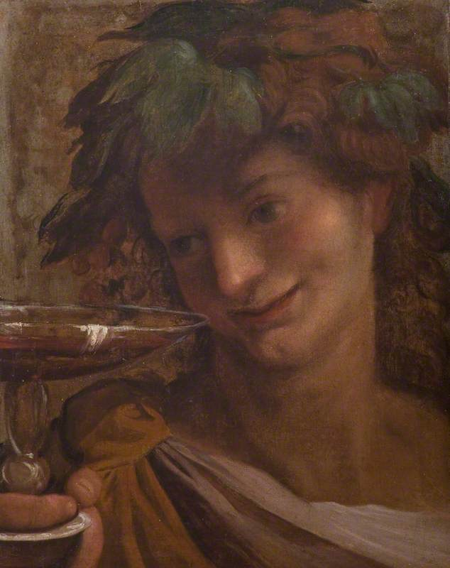 Youthful Bacchus