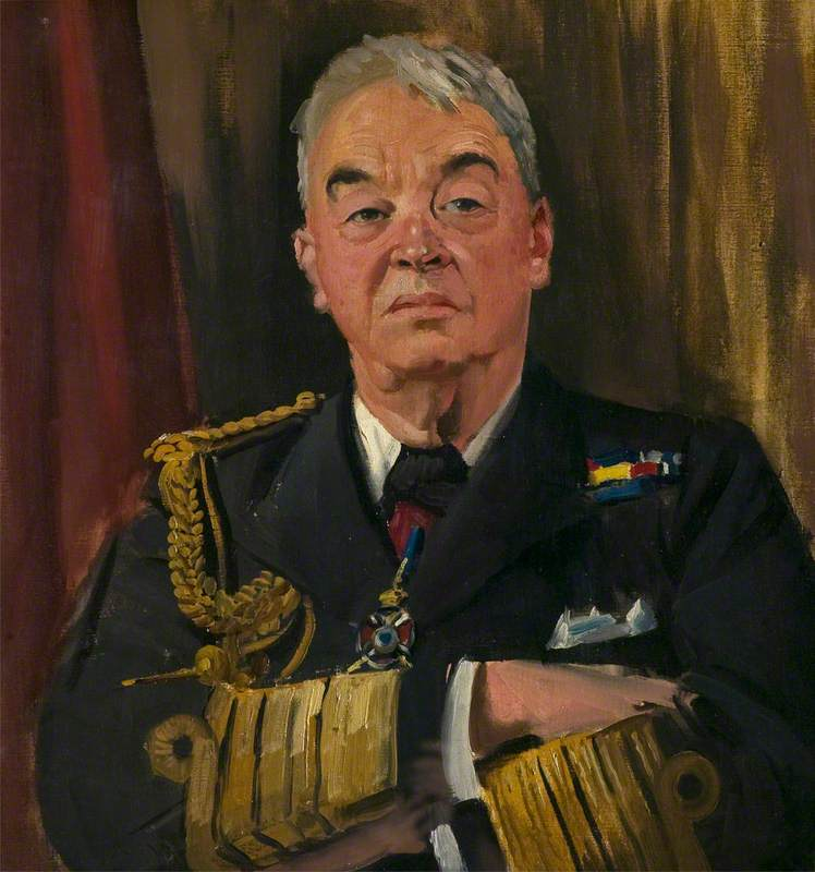Admiral Lord Fisher of Kilverstone (1841–1920), GCB, OM, GCVO, First Sea Lord (1905–1910)