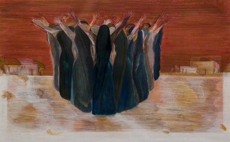 Ritualised Mourning, Marshia