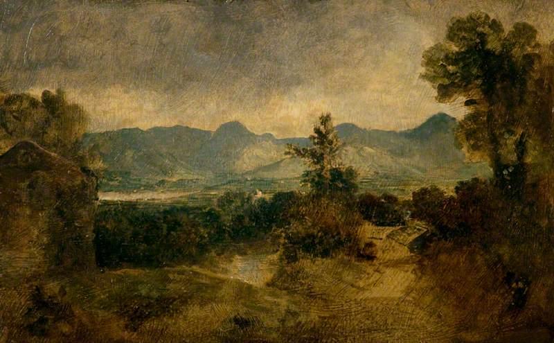 View near Applethwaite, Cumberland