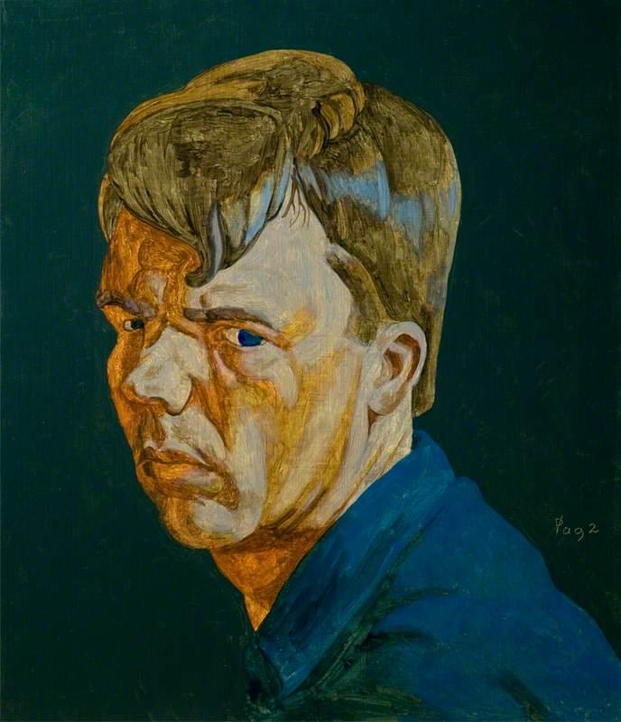 Self Portrait No. 92