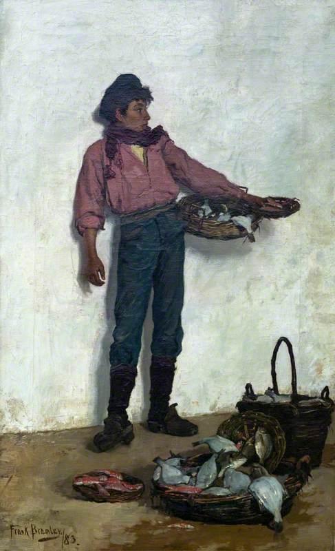 Neapolitan Fisher Boy