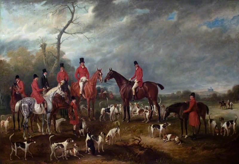 The Burton Hunt