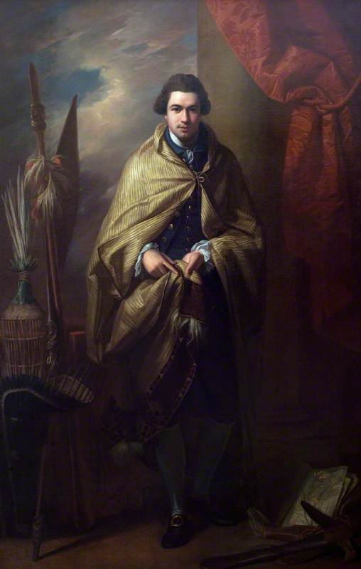 Sir Joseph Banks (1743–1820), 1st Bt, GCB, PRS