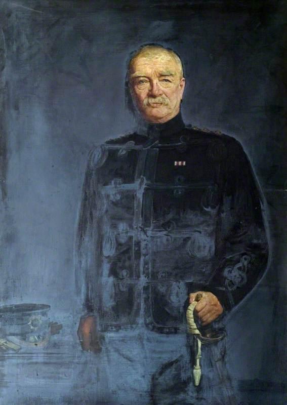 Colonel Edward Snow-Mason