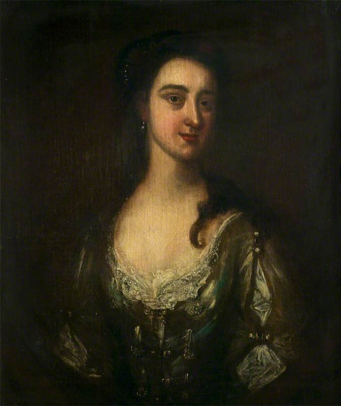 Portrait of a Lady of the Herrick Family