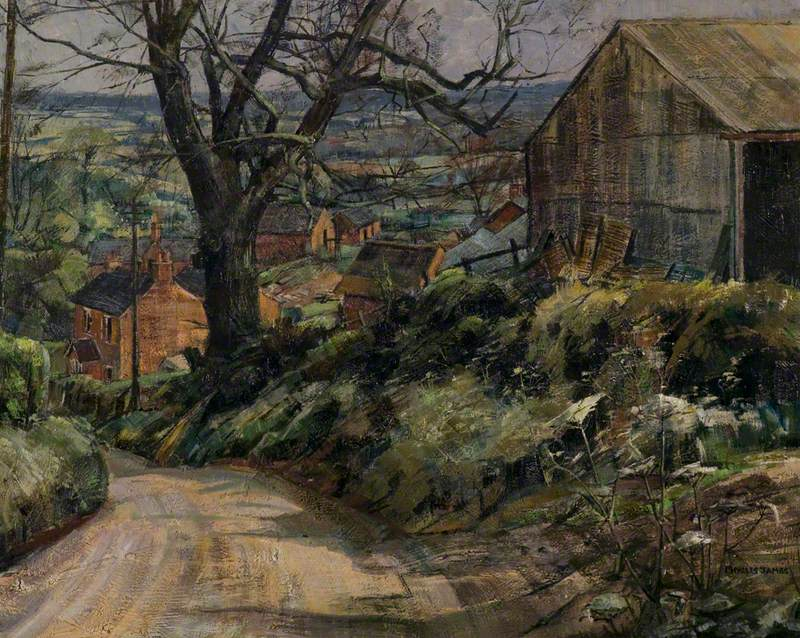 A Leicestershire Landscape