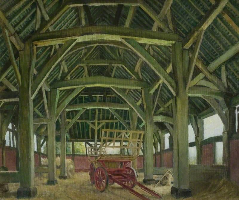 Barn at Sheepy Magna, Leicestershire