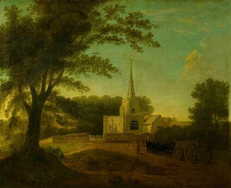 Coleorton Church, Leicestershire