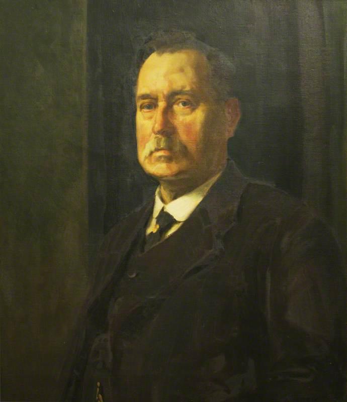Levi Lovett, Secretary of the Leicestershire Miners' Association (1887–1919)