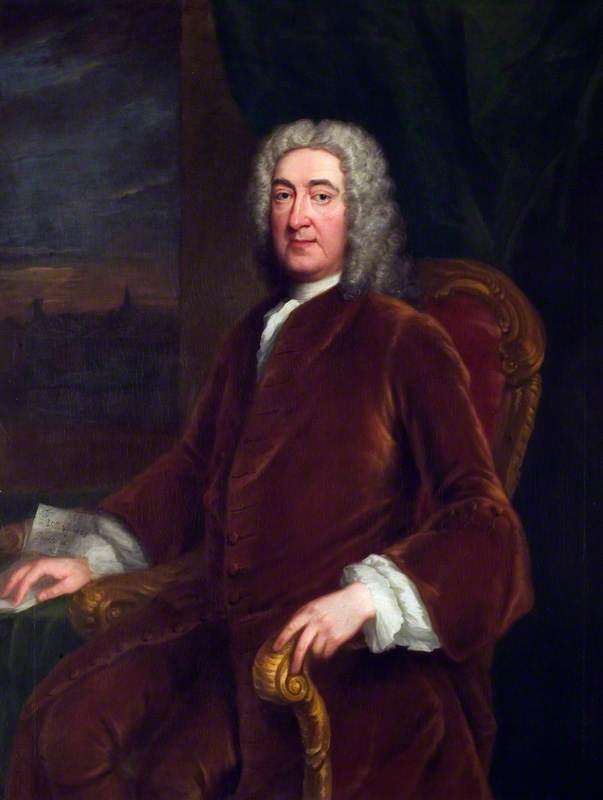 William Gylby