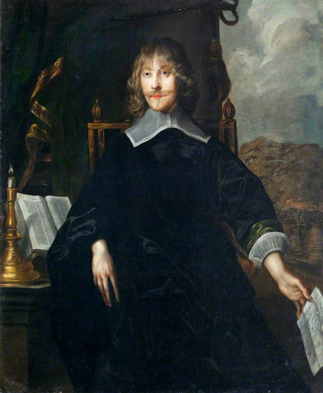 Portrait of a Gentleman Cleric