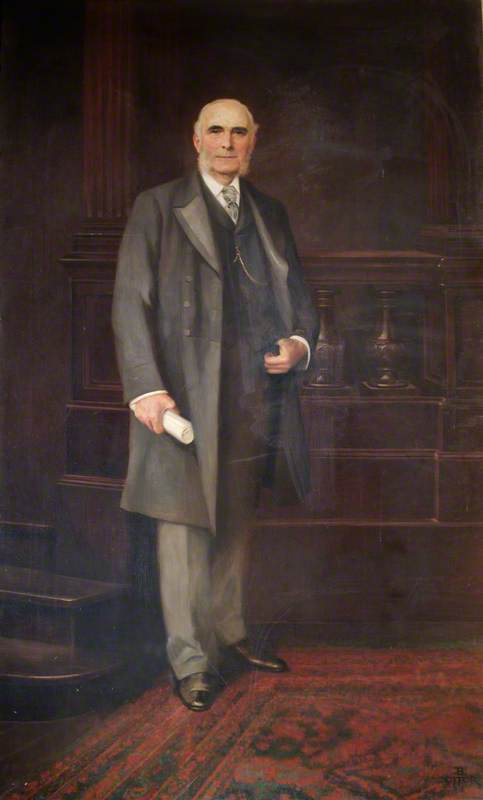 Joseph Howard (1834–1923), JP, MP