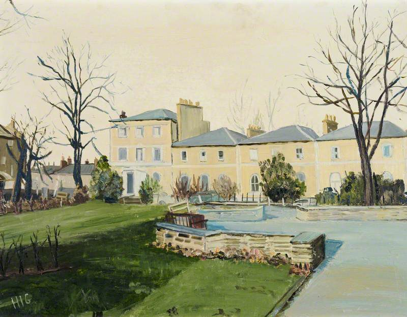 Thornhill Road Gardens