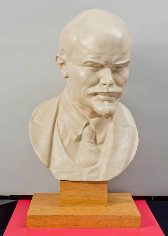 Vladimir Lenin (1870–1924), Leader of the 1917 Russian Communist Revolution
