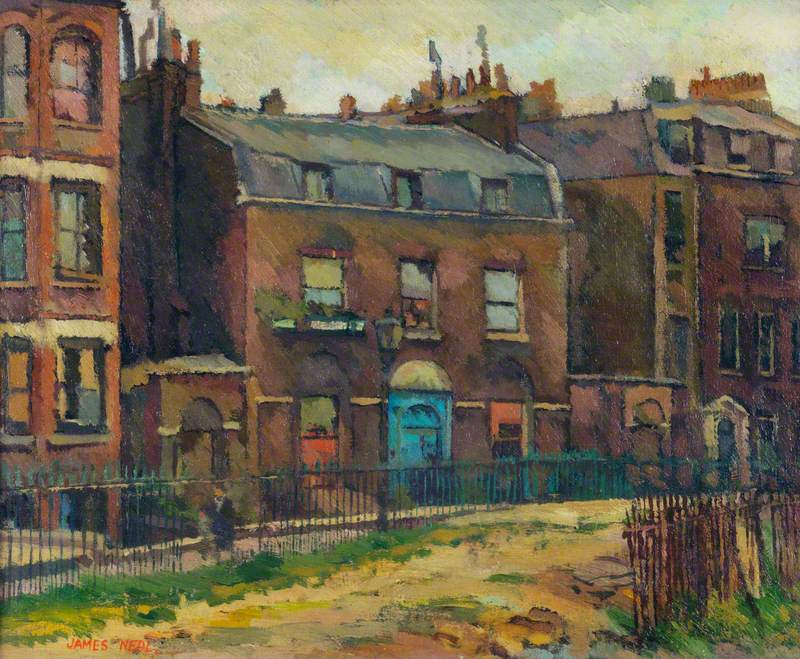 Astey's Row, Essex Road