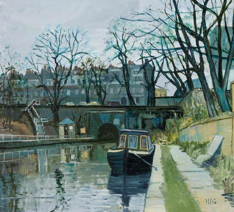Regent's Canal, near Noel Road