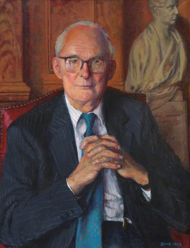 F. M. Cumberlege, CBE