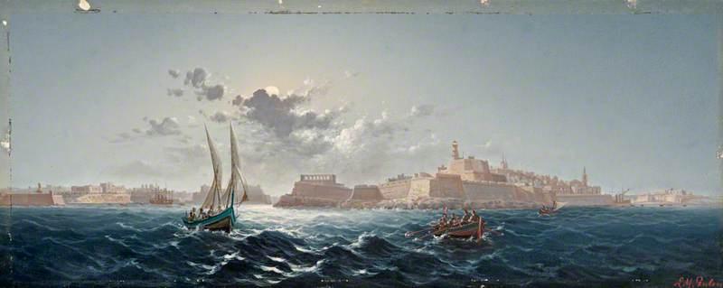 St Elmo, Valletta, Malta