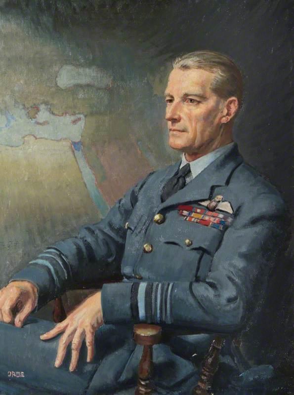 Air Marshal Sir Peter Drummond (1894–1945), KCB, MC, OBE, DSO
