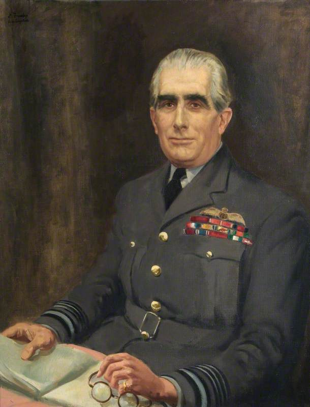 Air Chief Marshal Sir Christopher Courtney (1890–1976)