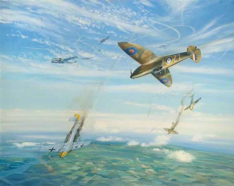 Battle of Britain Aerial Combat